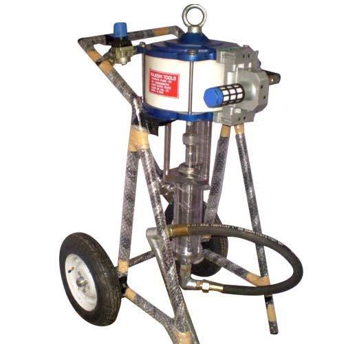Airless Spray Painting Equipment, Medium Duty Airless Spray Painting Equipment
