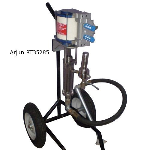 Pneumatic Airless Spray Painting Equipments
