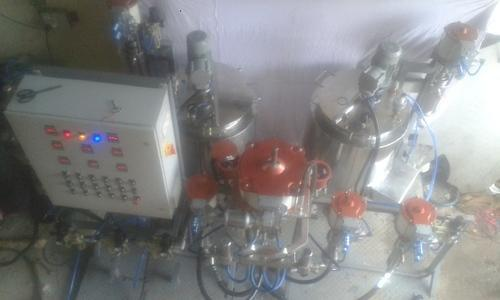 Two Component Hot Airless Spray Painting Equipments
